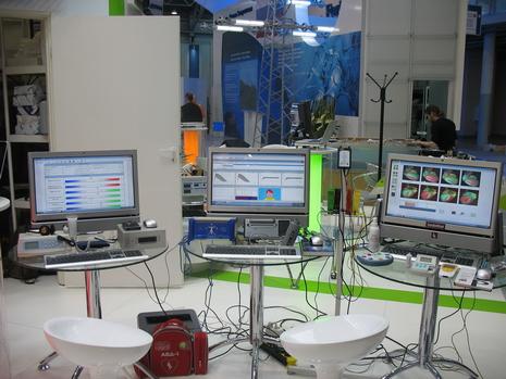 Центр здоровья, оборудование